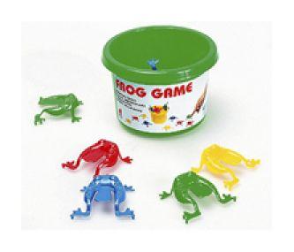 Spiele Frosch